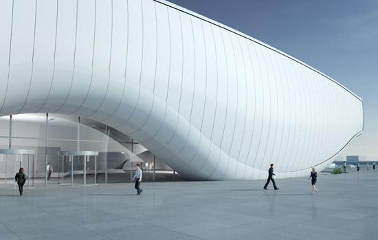 kinetic pavilion 6