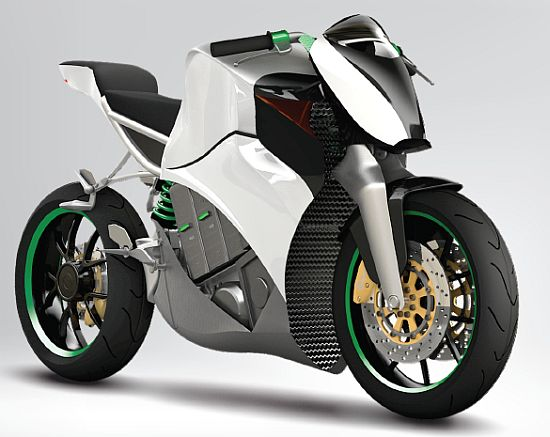 kobra all electric motorcycle concept 1