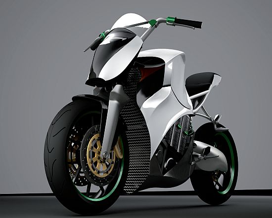 kobra all electric motorcycle concept 5