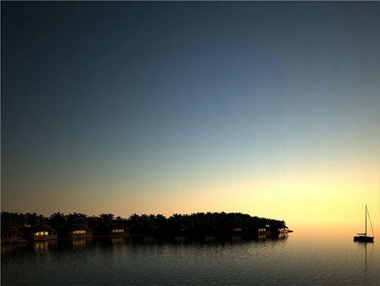 koen olthuis maldives island 05