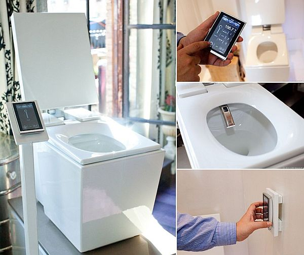 Numi The Smart Toilet From Kohler