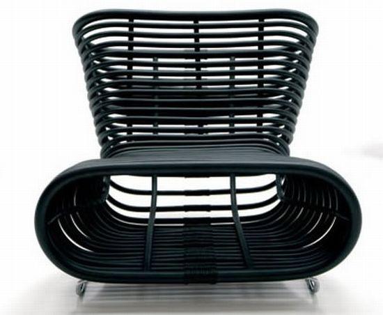 kora chair by enzo berti