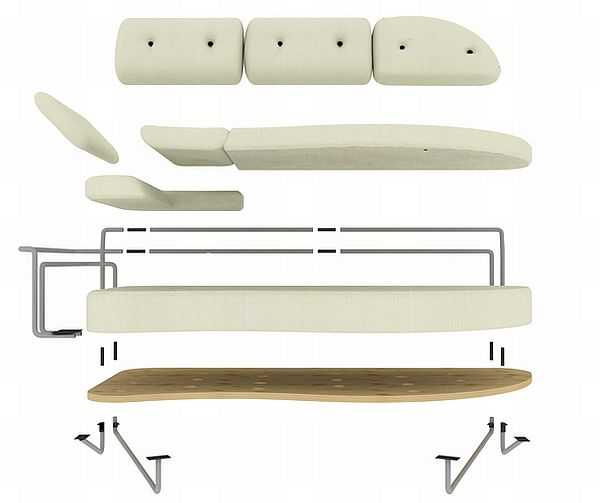 laid back multifunctional futon furniture 04