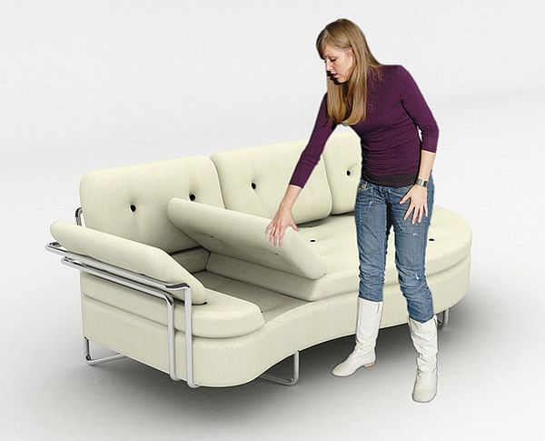 laid back multifunctional futon furniture