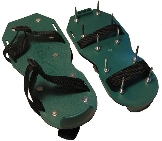 lawn aerator shoes 58