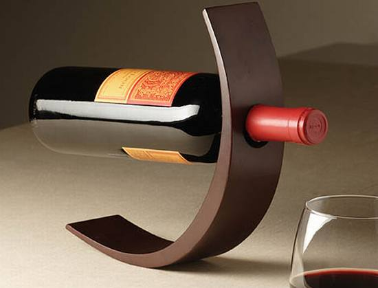 le arc single wine bottle holder