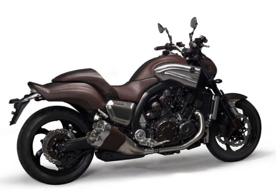 leather vmax bike1