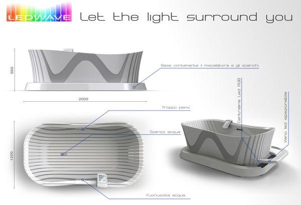 led wave bathtub 01