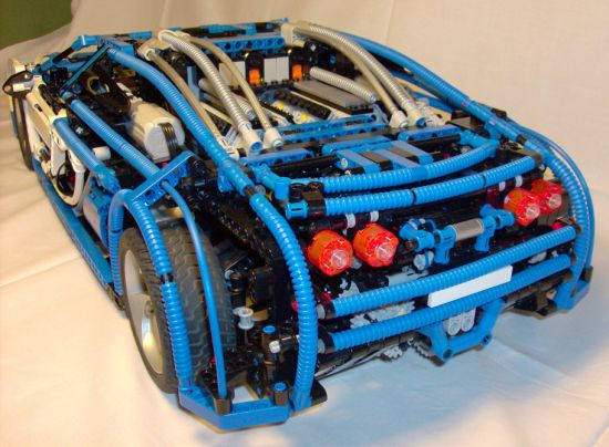 lego technic bugatti veyron 05