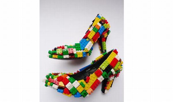 LEGO stilettos