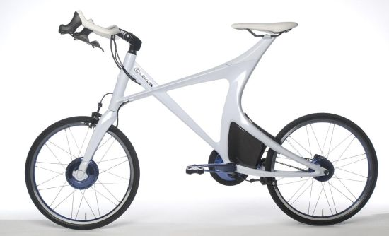 lexus hybrid bicycle concept 01