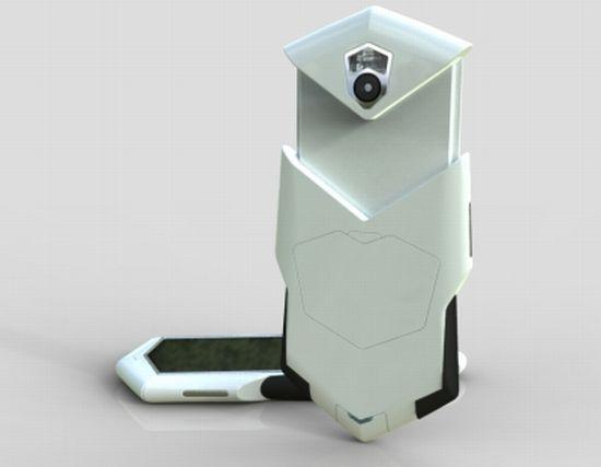 lg traveler concept phone 4