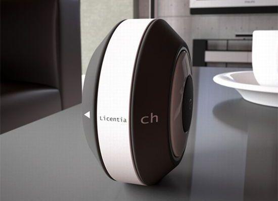 licentia concept remote H2rof 5965