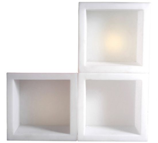 light open cube
