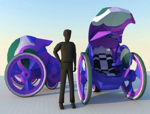 litty concept car