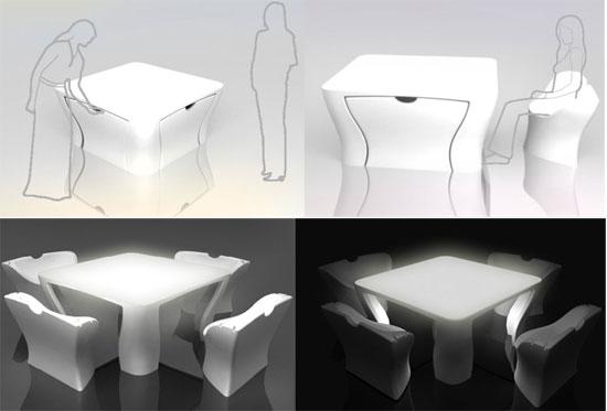 lotus furniture set 12
