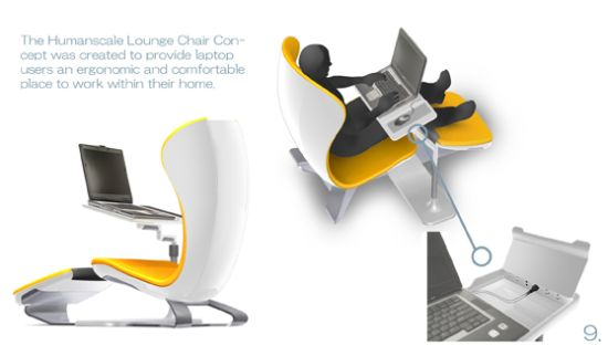 lounge chair workstation 01