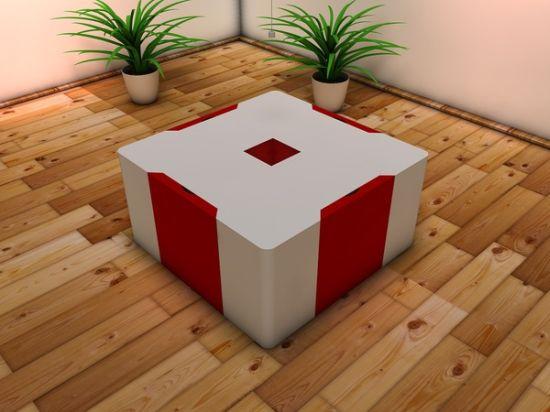 lounge module project 01