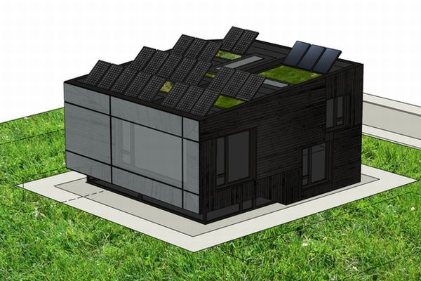 Lozen Passive House