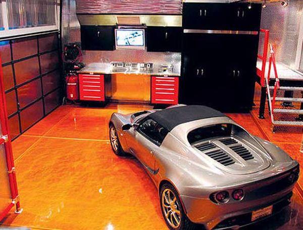 unique garage design ideas to park your vehicle designbuzz unique garage interior design 13 interior garage design
