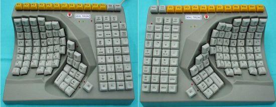 maltron lefthand keyboard