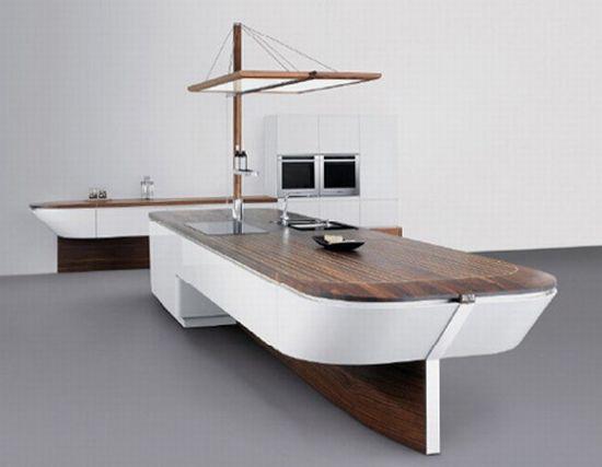 maritime style marecucina kitchen1