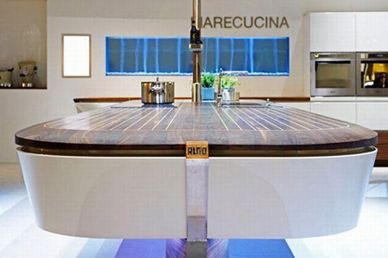 maritime style marecucina kitchen5