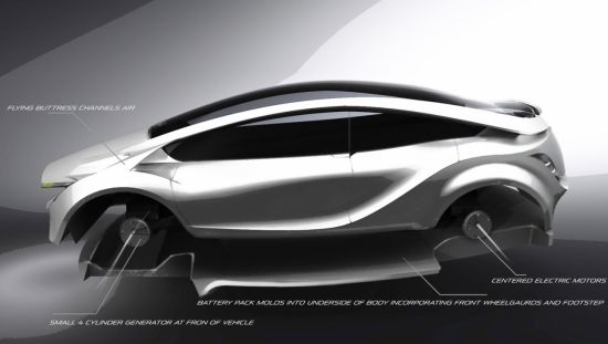 mazda tanken hybrid suv pays homage to versatile american. Black Bedroom Furniture Sets. Home Design Ideas