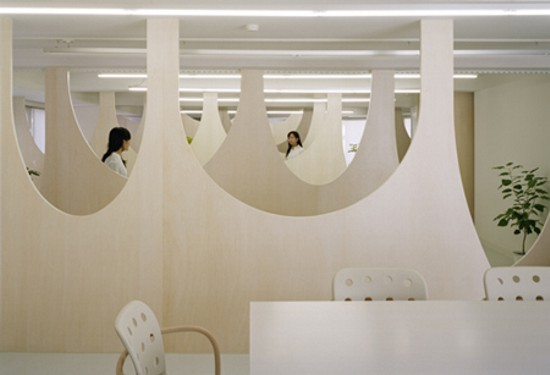 meguro office space by nendo2