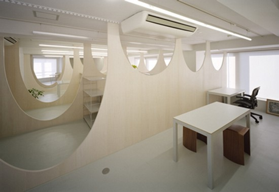 meguro office space by nendo3