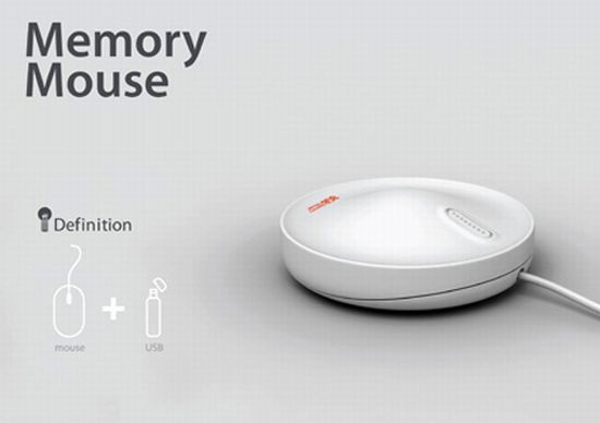 memory mouse pgFRP 48