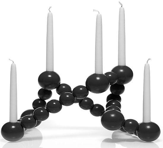 merry candleholder