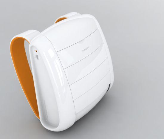 mint plastic backpack 3
