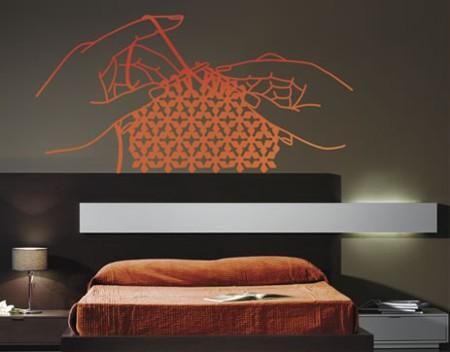 miraentuinteriors unique wall decorating concept