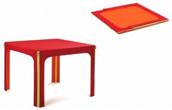 miss folding table pliante zippee in tfzSq 11446