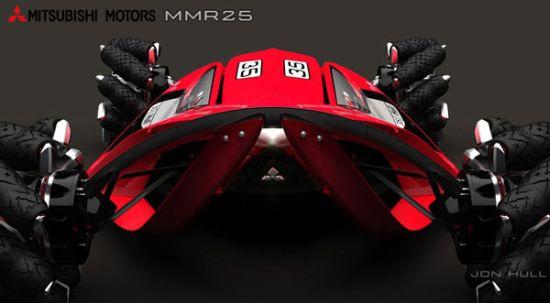 mitsubishi mmr25 1 89U3j 3858