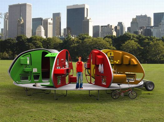mobile mini house 1