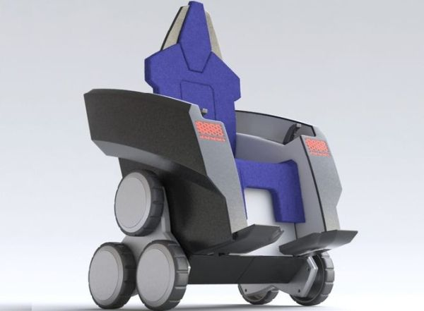 MOBILITY FOR THE ELDERLY