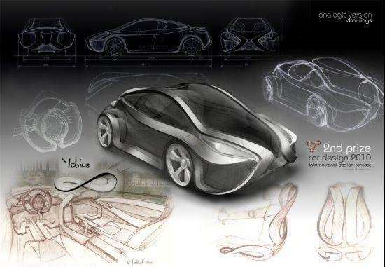 mobius car structure1