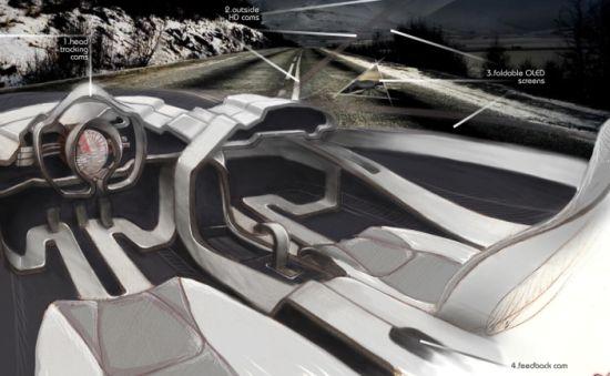 mobius car structure3