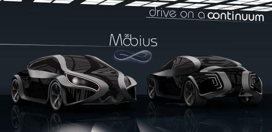 mobius car structure