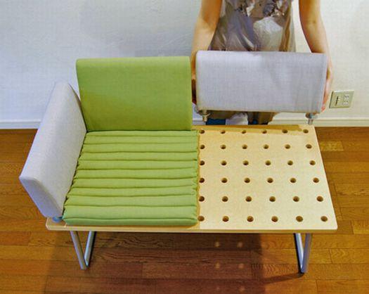 modular bench 5 ZaHrW 58