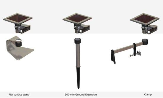 modular solar lamp