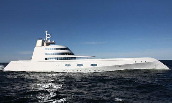motor yacht a 01
