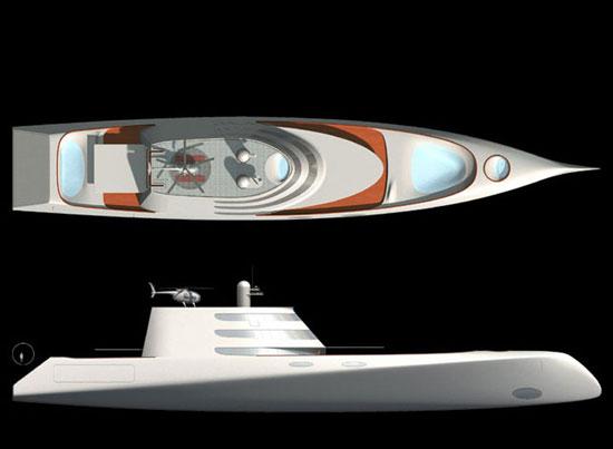 motor yacht a 05