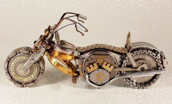This Is How Creative You Can Get With Old Watches Designbuzz