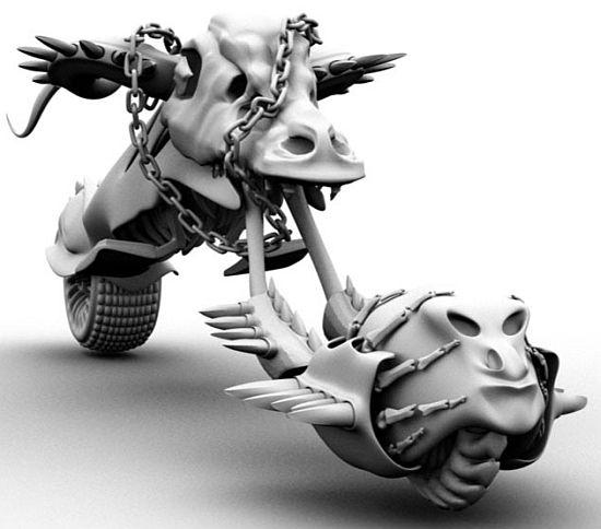motorhead when evolution meets metallic machismo