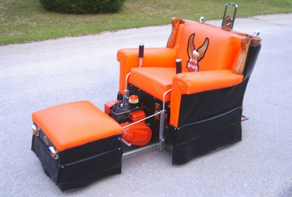 Motorized Armchair