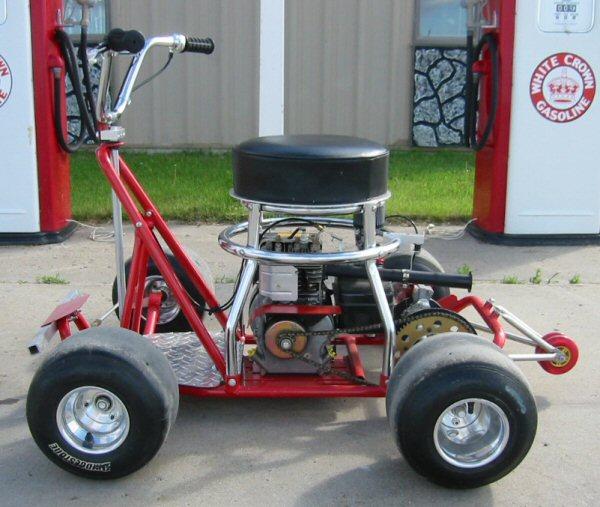 Motorized barstool