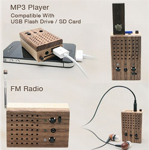 motz tiny wooden power speaker 07